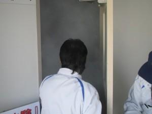 煙体験訓練写真 (2)