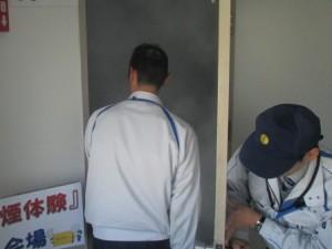 煙体験訓練写真 (3)
